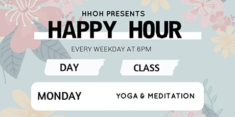 Happy Hour Dance Classes tickets
