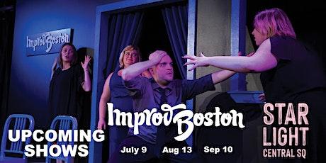 ImprovBoston @ Starlight tickets
