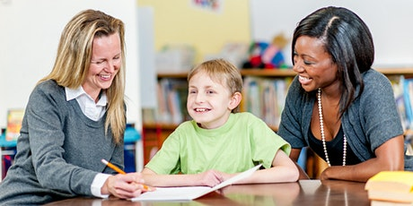 Navigating School District Services—For Children with Special Needs tickets