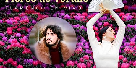 Flores de Verano, Flamenco en Vivo Lake Chelan tickets