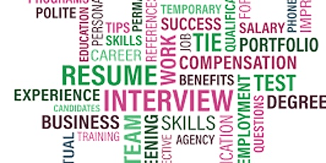Finding the Job You Want: How to Interview and Land the Job! tickets