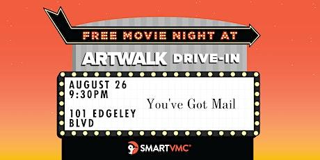 ArtWalk Drive-In : You've Got Mail tickets