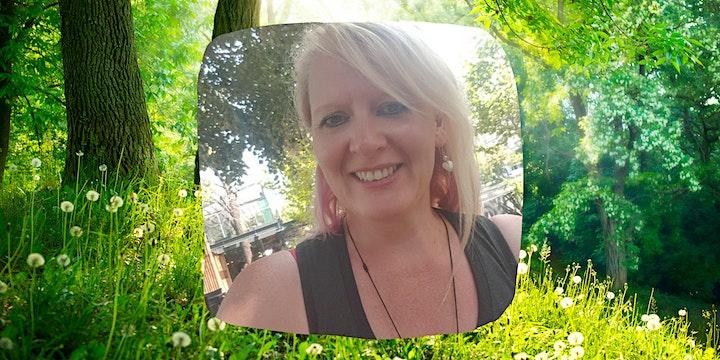 I AM ENOUGH - Four Hour Virtual Creative Counsellors Summer Retreat image