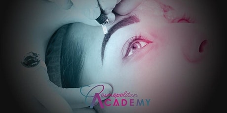 Microblading Live Course Online via Zoom tickets