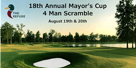 18th Annual Mayor's Cup  Benefit Golf Tournament tickets