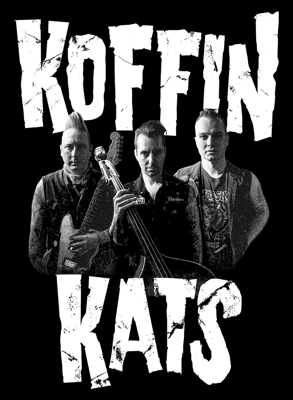 Koffin Kats in Orlando at Will's Pub