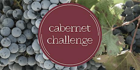 The Cabernet Challenge - Blind Tasting tickets