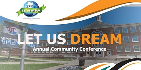 Fourth Annual Let Us Dream I-20 Community Conference tickets