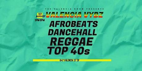 Valencia VYBZ tickets