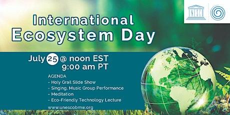 International Ecosystem Day tickets