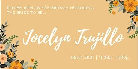 Jocelyn's Bridal Brunch tickets