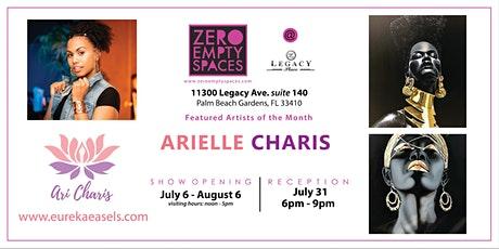 (ZES) Artist of the Month featuring Arielle Charis tickets