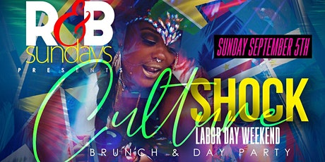 CULTURE SHOCK LABOR DAY WEEKEND BRUNCH AND DAY PARTY AT TAJ tickets