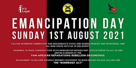 Emancipation Day Windrush Coach Trip tickets