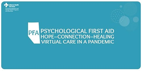 Psychological First Aid for a Pandemic tickets