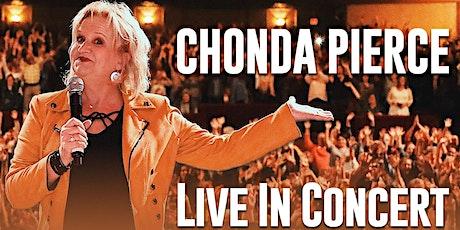 VOLUNTEER - Chonda Pierce / Augusta, GA tickets