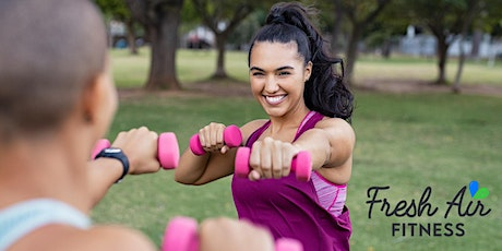 Fresh Air Fitness Classes - Pure Barre tickets