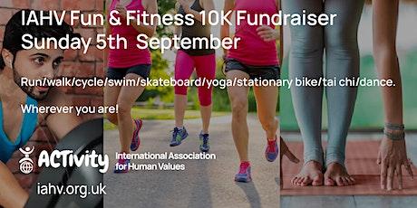IAHV  Fun & Fitness 10K  Fundraiser 2021 tickets