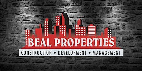 Beal Properties & Beal Capital  Networking Breakfast tickets