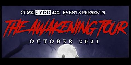 The Awakening Tour tickets