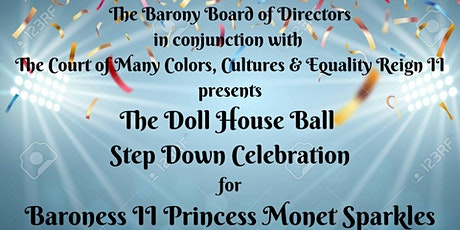 The Doll House: Step Down Celebration tickets