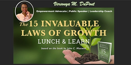 Invaluable Laws of Growth and New Business Opportunities tickets