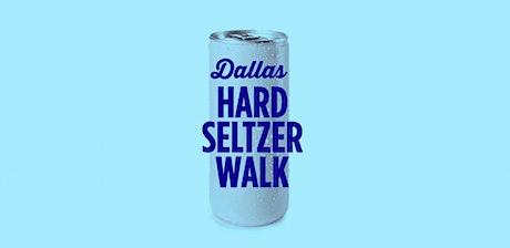Dallas Hard Seltzer Walk: Deep Ellum tickets