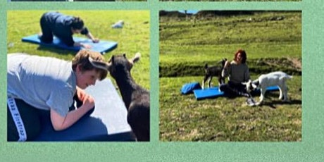 Relaxation and stretching with Goats and Emma tickets