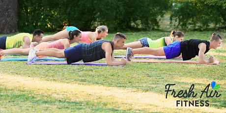 Fresh Air Fitness Classes - Yoga tickets