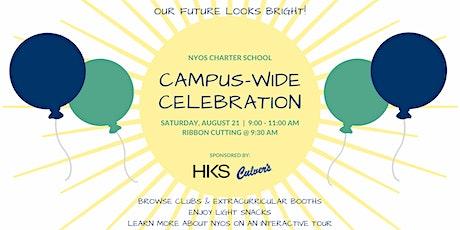 Campus-Wide Celebration tickets