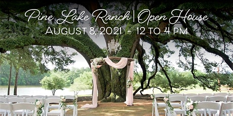 Open House at Pine Lake Ranch Wedding & Event Venue tickets