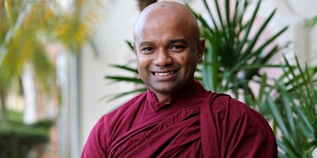 Saturday Morning Meditation with Bhante San via Zoom and In Person! tickets