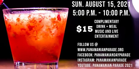 Fundación de Panamá la Vieja Cocktail Sip Fundraiser tickets
