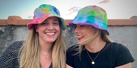 Pride Rainbow Tie Dye tickets