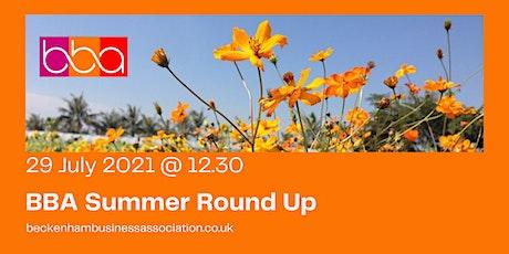 Beckenham Business Association Summer Round Up tickets