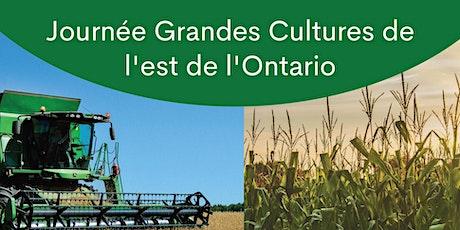 Journée Grandes Cultures de l'est de l'Ontario tickets