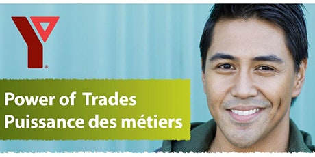 Power of Trades Information Session tickets