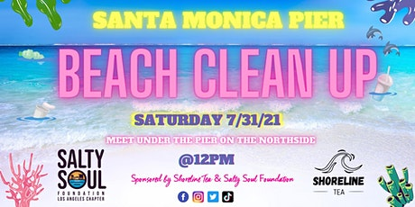 Los Angeles Beach Clean Up tickets