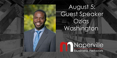 August 5th Naperville Business Networking Meeting tickets