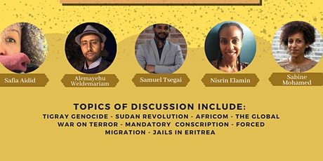 Horn of Africa Teach-In, Roundtable and Q&A tickets