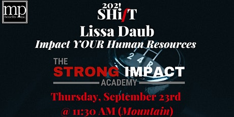 SHifT the Impact on your Human Resources tickets