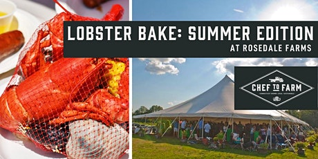 Max's New England Lobster Fest - Summer Edition tickets