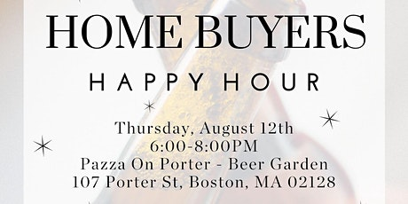 Home Buyers Happy Hour tickets