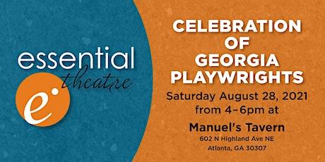 2021 Celebration of Georgia Playwrights tickets