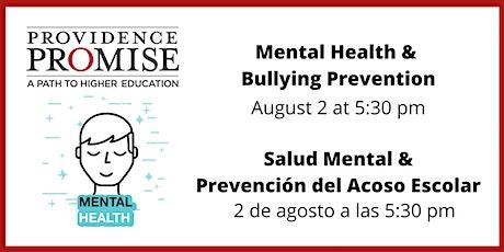 Mental Health Workshop//Taller Sobre Salud Mental tickets
