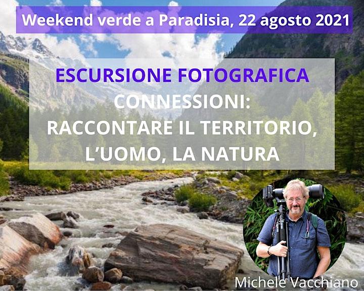 Immagine CONNESSIONI: RACCONTARE IL TERRITORIO, L'UOMO, LA NATURA (escursione)