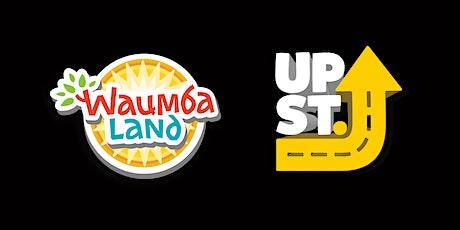Evento de Voluntarios  Waumba Land y Upstreet entradas