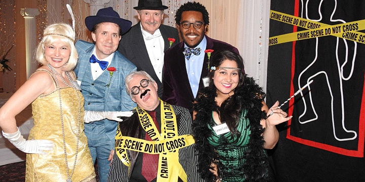 Murder Mystery Dinner - Towson MD image