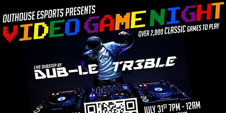 Dubstep & Video Game Night tickets