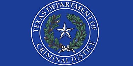 The Texas Department of Criminal Justice Hiring Event Arlington! tickets